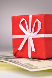 """Maybe the best gift isn't to the person but instead to a charity. """"Many charities gladly accept gift donations that they will use to bring warmth and good cheer to those in need during the holidays,"""" Citizens Bank said."""
