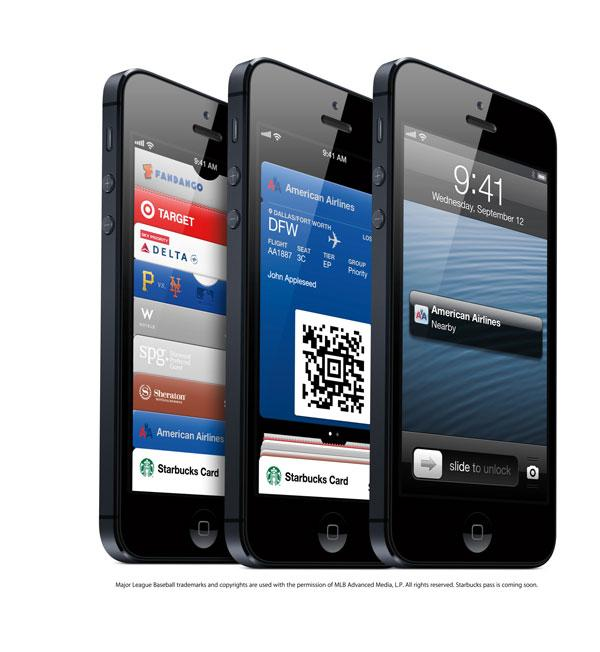 Apple's Passbook is responsible for hundreds of thousands of transactions that are showing up in Branding Brand's data.