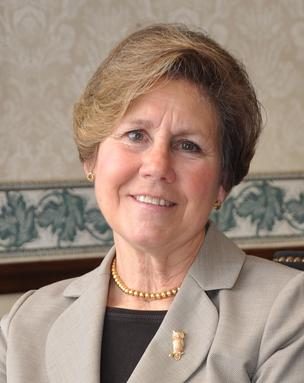 Slippery Rock University President Cheryl Norton