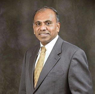 Carnegie Mellon University President Subra Suresh