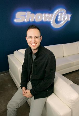 Josh Dziabiak, co-founder of Pittsburgh-based Showclix.