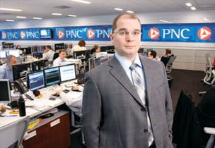 "Kurt Rankin, an economist at PNC Financial Services Group Inc., said Pittsburgh is positioned to ""continue its above-average growth."""