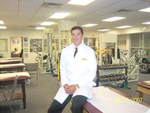 Joe David owns a successful physical therapy practice in Mount Lebanon.