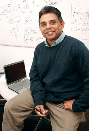 Ananda Gunawardena is CEO and cofounder of Classroom Salon, which hopes to spin out from Carnegie Mellon University this year.