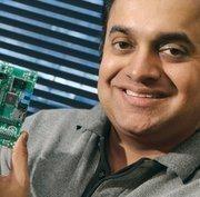 Parag Batavia, president of eMetrics, also is CEO of robotics firm Neya Systems.