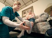 #8 - Home health aides Annual expected job openings (2010-2020): 935 Median salary in 2010: $18,910 Degree required: Less than high school