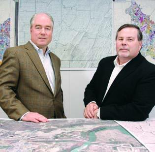PennEnergy Resources LLC is led by Chairman and CEO Rich Weber, left, and President and COO Greg Muse.