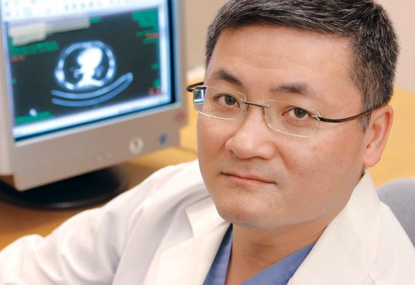 Dr. Ngoc Thai, director of Allegheny General's center for abdominal transplantation, said the goal is to be 'very patient-oriented.'