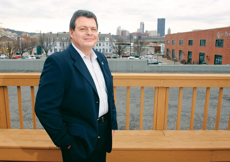 John Manzetti, president and CEO of the Pittsburgh Life Sciences Greenhouse, says 'I clearly have my sights on raising another fund. That's part of my strategy.'