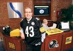 Pittsburgh-area groups set Super Bowl wagers with Wisconsin peers