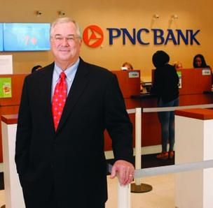 James Rohr has been chairman of PNC since 2000.