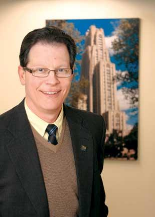 Albert Novak Jr., vice chancellor for institutional advancement at Pitt, is optimistic about the direction of charitable contributions.