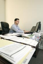 Other business doesn't stop during tax season