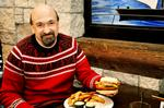 Idea Foundry CEO <strong>Matesic</strong> 'mindful' of dining partners