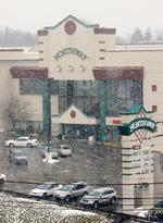 Shoppes at Northway in foreclosure