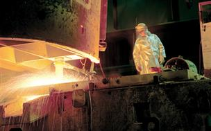 AK Steel will need further government cooperation for a $300 million project.