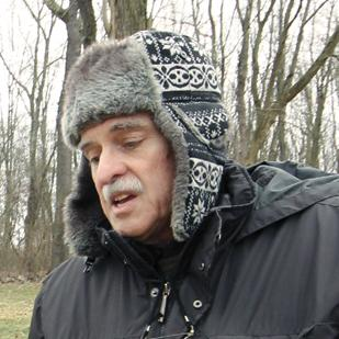 Pete McQuillin, owner, Penn Forest Natural Burial Park, found a cremation service for his father-in-law online.