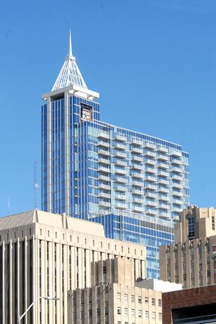 PNC Financial Services Group Inc. is in the process of replacing RBC Bank USA signs as it works on converting RBC banks.