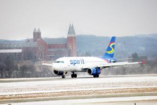 Spirit Airlines began offering flights out of Latrobe airport in 2011, and has added several flights since then.