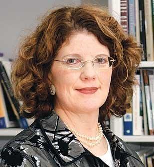 Rebecca Harris, director, Center for Women's Entrepreneurship, Chatham University