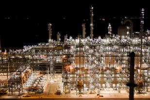 In 2010, Shell completed work on its petrochemical complex in Singapore. The  complex includes an ethylene cracker facility.