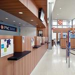 Acquisitions necessitate plan for PNC's many branch renovations