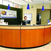 The North Versaille branch of Fifth Third Bancorp recently received some upgrades, including a customer service center.