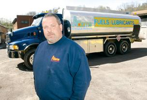 Mike Adams, vice president of Adams Petroleum Products, wasn't able to deliver fuel to longtime clients last summer because of a low supply of a state-mandated summer blend.