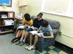 Washington Elementary success a team effort