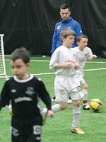 Riverhounds Academy lays foundation for future soccer pros