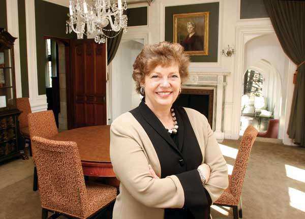 Esther Barazzone's vision helped turn Chatham around, her colleague says.