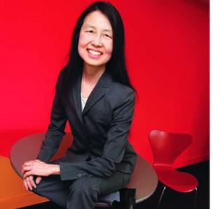 Jeannette Wing is the president's professor of computer science and computer science department head at Carnegie Mellon University.