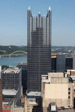 PPG Place in Downtown Pittsburgh up for sale