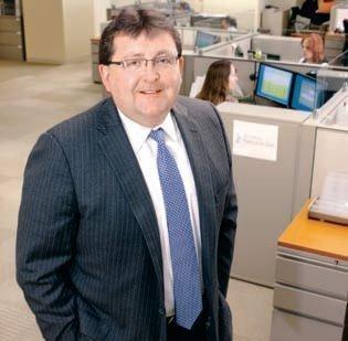 Morgan O'Brien, CEO of Peoples Natural Gas.