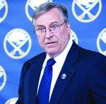Pegula turns East Resources payout into hockey career