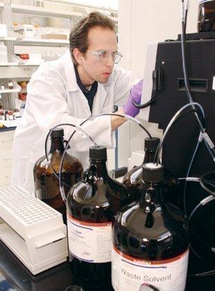 Knopp Biosciences LLC medicinal chemist David Mareska