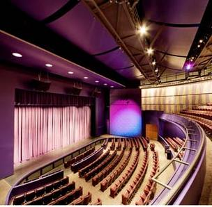 The August Wilson Center for African-American Culture offers up its theater and other spaces for events.