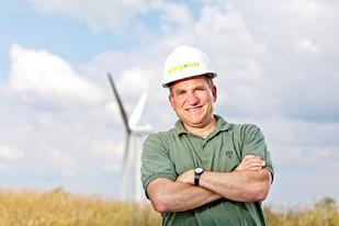 Jim Spencer is the founder of EverPower Wind Holdings Inc.