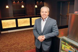 As part of renovations and updates to the Manor Theatre in Squirrel Hill, owner Rick Stern acquired a liquor license to sell alcoholic beverages to patrons.