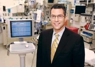 Dr. David Chuirazzi of West Penn Allegheny Health System says the hospital  network is more than halfway to fully implementing its electronic health records.