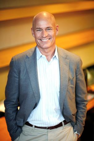 Robert Hanson is CEO of American Eagle Outfitters (NYSE: AEO), which is based in the South Side of Pittsburgh.