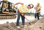 Construction languishes as federal funding drops
