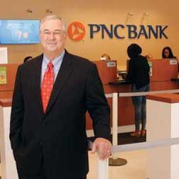 Jim Rohr is chairman and chief executive of PNC.