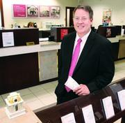 First Commonwealth Financial Corp. CEO Michael Price expects to continue adding bank branches in the Pittsburgh area.