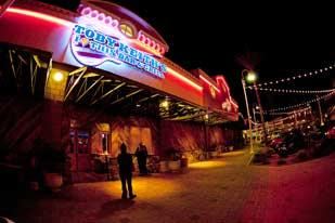 Toby Keith's I Love This Bar & Grill has locations across the United States, including this one in Mesa, Ariz.