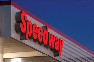 Speedway looks to tear down the existing location at 2254 N. Fairfield Road and replace it with a larger, more modern station.