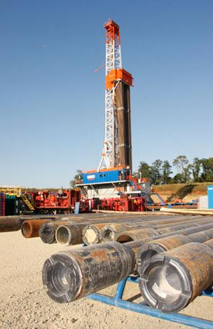 Range Resources sold its Barnett Shale properties in 2011 so it could focus on its holdings in the Marcellus Shale.