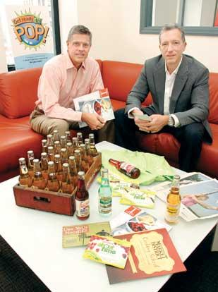 MCM Communications Inc., run by President John Carpenter, left, and CEO John McWilliams, work with several big brands in the area.