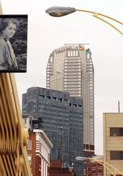 One Oxford Centre and the BNY Mellon Center (pictured) both have asking rental prices at or above $30 per square foot.