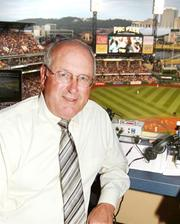 Steve Blass says he is blessed by the gods of baseball. He fell in love with the game as a boy in Canaan, Conn., and found a way to make it his life's work.